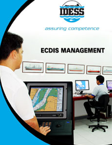 The ECDIS Management course provides a hands-on 'type specific' training in a full mission bridge simulator using the MARIS ECDIS 900 and the MARIS Maritime Digital Service (MDS) system.
