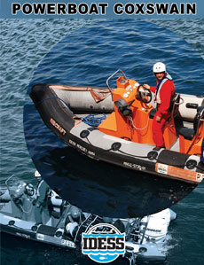 The course provides a blend of theoretical instruction and practical exercises in various environmental conditions designed to prepare the participant to safely take charge of a powerboat in coastal waters.